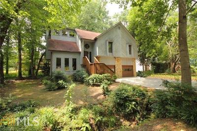 Marietta Single Family Home Under Contract: 2510 Sawmill Rd