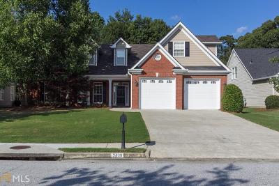 Loganville Single Family Home New: 3400 Sweet Basil Ln