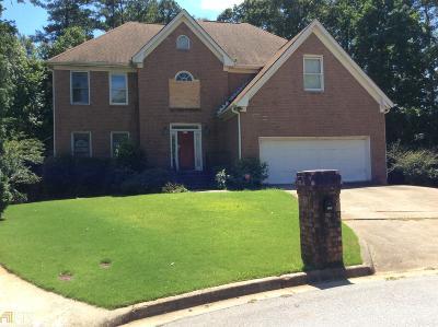 Stone Mountain Single Family Home New: 5571 Mountain Vw