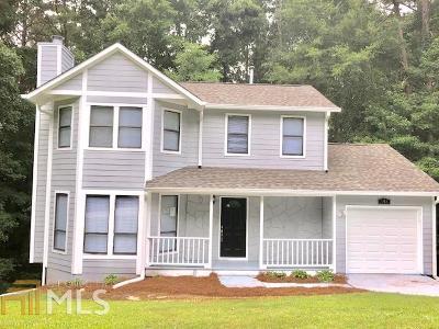 Stone Mountain Single Family Home Under Contract: 743 Tarkington Rd S