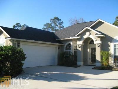 Osprey Cove Single Family Home For Sale: 204 W Cardinal Cir