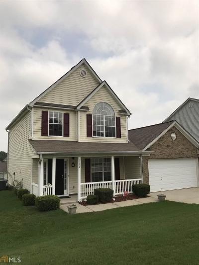 Rex Single Family Home New: 3330 Waggoner Lane