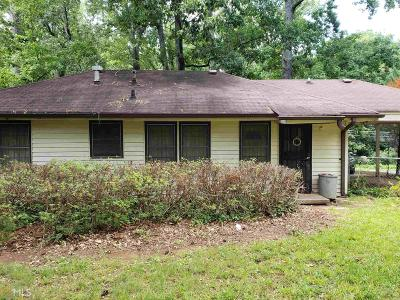 Single Family Home New: 2501 Midway Road