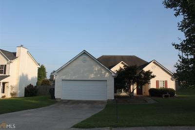 Loganville Single Family Home New: 1606 Summit Creek Way