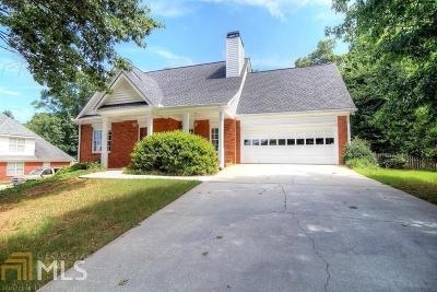 Conyers Single Family Home New: 2018 Evergreen Dr
