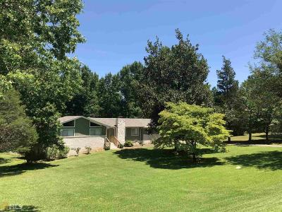 Single Family Home New: 7390 Hobgood Road
