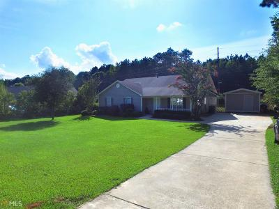 Griffin Single Family Home New: 1729 Honeybee Creek