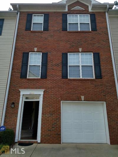 Norcross Condo/Townhouse New: 2345 Beaver Falls Dr