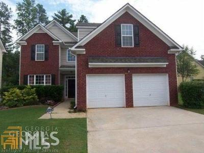 Single Family Home New: 105 Shadow Creek Ct