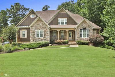 Sharpsburg Single Family Home New: 923 Palmetto Tyrone Rd