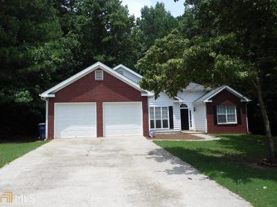 Dacula Single Family Home Under Contract: 3370 Stratton Ln
