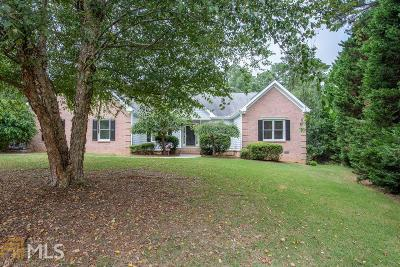 Conyers Single Family Home New: 1835 SW Lost Cavern Ct