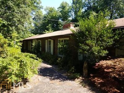 Atlanta Single Family Home New: 5255 Kenbrook Way