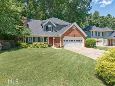 Roswell Single Family Home Under Contract: 730 Whitehall Way