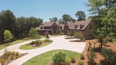 Suwanee, Duluth, Johns Creek Single Family Home For Sale: 4825 Candacraig