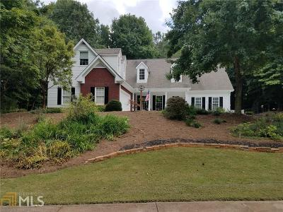 Alpharetta Single Family Home New: 5090 Hamptons Club Dr