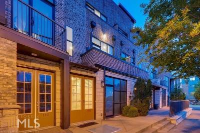 Atlanta Condo/Townhouse New: 1199 Huff Rd #109