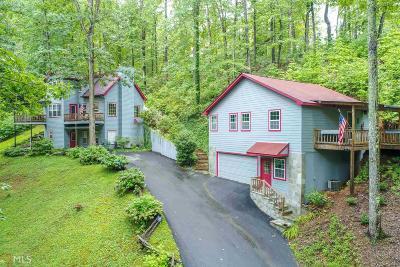 Rabun County Single Family Home For Sale: 185 Fawn