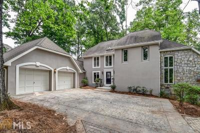 Brookhaven Single Family Home New: 3895 Chaucer Wood