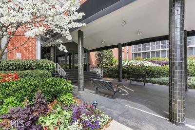 Habersham Estates Condo/Townhouse New: 3060 Pharr Ct N #808