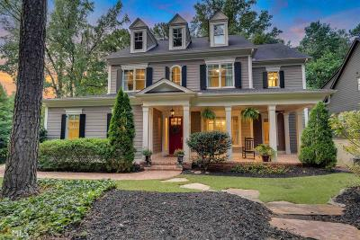 Buckhead Single Family Home For Sale: 2599 Ridgewood Ter