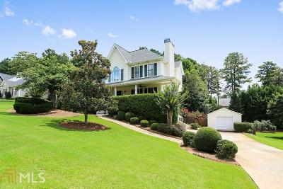 Douglasville Single Family Home For Sale: 186 Magnolia Dr