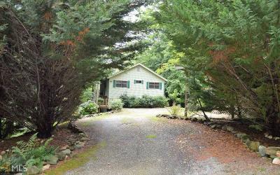 Hiawassee Single Family Home Under Contract: 178 Buckridge Rd
