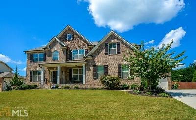 Gwinnett County Single Family Home New: 1349 Mill Pointe Ct