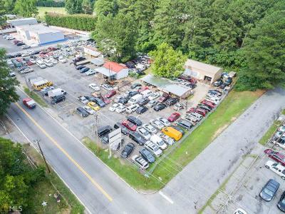 Atlanta Commercial For Sale: 2944 SW Metropolitan Pkwy