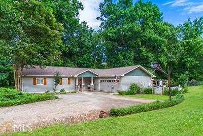 Newton County Single Family Home For Sale: 205 Gum Creek Cir