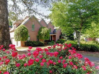 Marietta Single Family Home New: 5534 Asheforde Way Way
