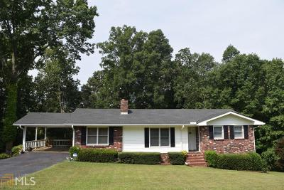 Cumming Single Family Home New: 4265 Hurt Bridge Rd