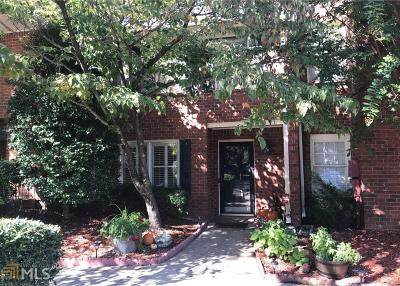 Atlanta Condo/Townhouse New: 866 Lenox Oaks Cir