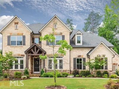 Johns Creek Single Family Home New: 8018 Kelsey Pl