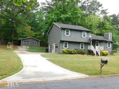 Fairburn Single Family Home New: 711 White Bird Way
