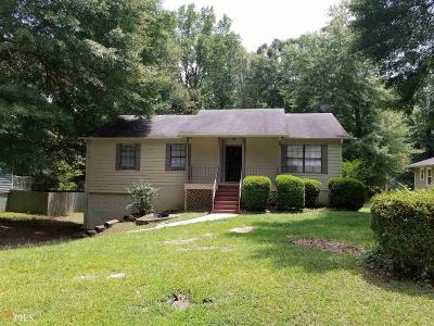 Clayton County Single Family Home New: 9165 Raven Dr