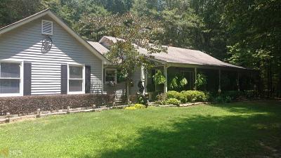 Monroe Single Family Home New: 2520 Shockley Rd
