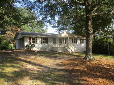 Grayson Single Family Home For Sale: 409 Village Rd