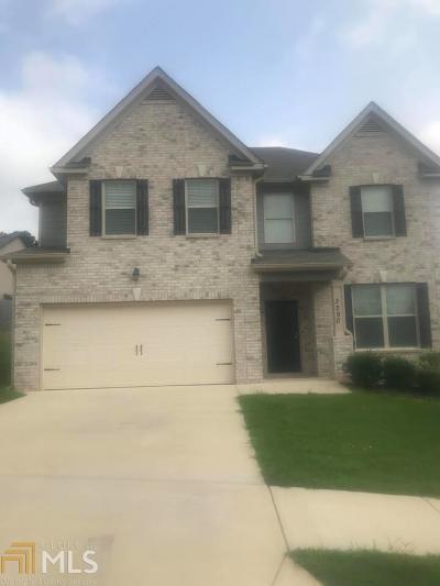 Decatur Single Family Home New: 3290 Veranda Way