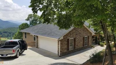 Hiawassee Single Family Home For Sale: 1720 Victoria Woods Cir