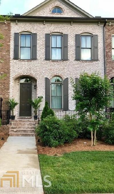 Kennesaw Condo/Townhouse For Sale: 568 Village Park Dr #3