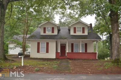 Douglasville Single Family Home Under Contract: 2921 Flowers Dr