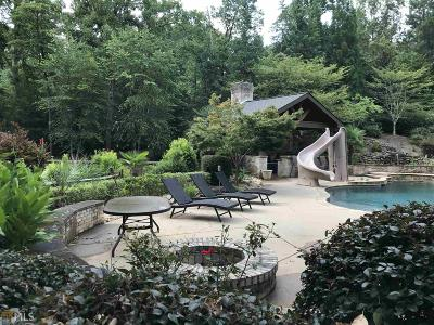 Buford Single Family Home For Sale: 5071 Blackberry Ln