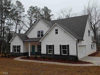McDonough Single Family Home Under Contract: 639 North Salem Rd #1