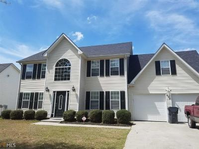 Henry County Single Family Home New: 409 Harvick Cir