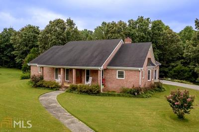 Monroe, Social Circle, Loganville Single Family Home New: 4764 Bentley Rd