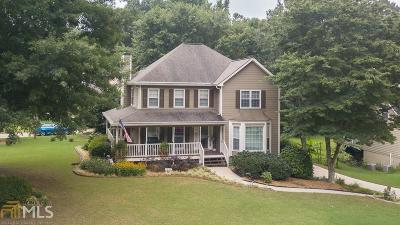 Marietta Single Family Home New: 1337 Velvet Creek Way
