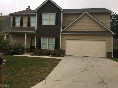 Dallas GA Single Family Home New: $193,900