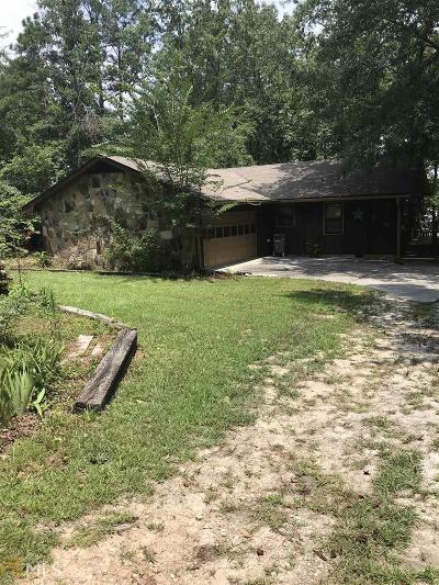Greensboro, Eatonton Single Family Home For Sale: 155 Sugar Creek Trl #25