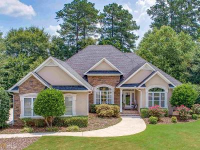 McDonough Single Family Home New: 6415 Crest Manor Ct
